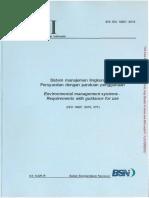 SNI_ISO_14001_2015 - Sistem Manajemen Lingkungan - Persyaratan Dengan Panduan Penggunaan
