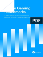 GameAnalytics Benchmarks Report