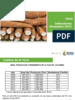 Cifras Sectoriales - 2015 Diciembre