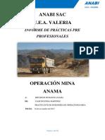 Informe de Practicas - Calif Buendia Martinez