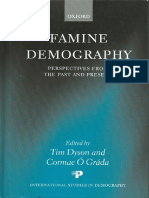 Saito, Osamu, The Frequency of Famines as Demographic Correctives in the Japanese Past
