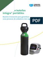 Portable Integra Cylinder