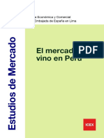 Vino Peru 2012