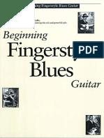 Arnie Berle - Beginning Fingerstyle Blues Guitar