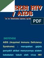 Infeksi Hiv Aids