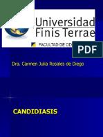 CLASES DE CANDIDIOSIS
