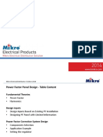 Mikro PFR Panel Design Traning Slides Kuching Aug 2016