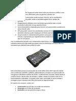 Controlador y Sensores Dron de Vigilancia y Control Medio Ambiental