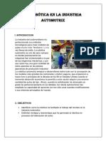 305638971 La Robotica en La Industria Automotriz