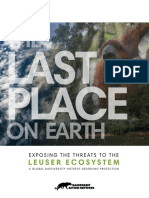Last Place on Earth Report Nov2014