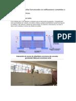 Principales Fallas Estructurales en Edificaciones Sometidas a Acciones Sísmicas