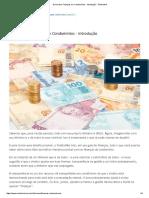 Guia Sobre Finanças - SíndicoNet