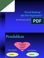 Good Thinking ('10)