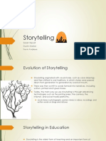 outdoor storytelling