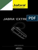 User Manual Jabra Extreme2