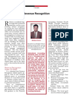 Revenue Recognition - CA Journal Apr 2006