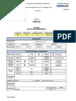 Lme118 Tss-pism Claro Lte Fase Lli Fecha ( Codigo i3a a2 n ) v01