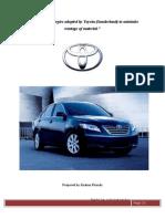 case study-Toyota-JIT-System