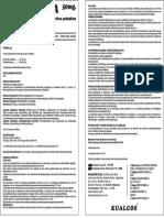 Doxiciclina prospecto-50mg
