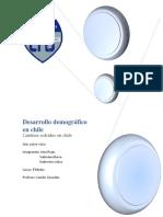 Desarrollo Demográfico en Chile 1