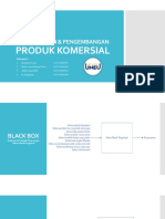 Perencanaan & Pengembangan Produk Komersial Sabun Mandi Fungsional