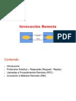 SD InvocacionRemota