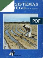 Luis a. Gurovich-Fundamentos y Diseño de Sistemas de Riego-Instituto Interamericano de Cooperación Para La Agricultura (IICA) (1985)