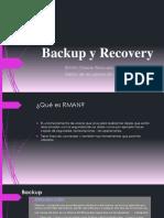 Pasos Para Relizar Un Backup