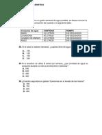 Preguntas de Matematica Noveno