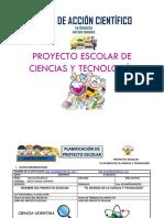 Portaleducativo10.Com Proyecto de Ciencia y Tecnologia