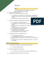 Edital - Tce Pb - Esquematizado