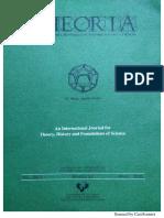 García, C. - Innatismo y Biología. Hacia Un Concepto Biológico de Lo Innato