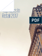 Top Risks in Retail 2017