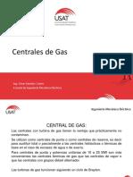 Centrales de Gas