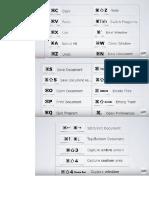 Mac Keyboard Shortcuts