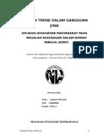 ISU DAN TREND DALAM GANGGUAN JIWA.doc