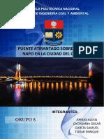 Puente Atirantado Gira COCA