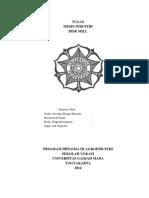 Tugas Mesin Industri Pertanian - Disk Mill (1)