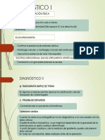 Diagnostico Estenosis A