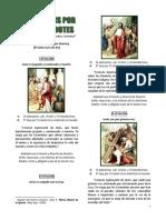 Agustc3adn Del Divino Corazc3b3n El Vc3ada Crucis Por Los Sacerdotes 2009