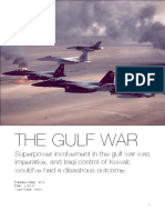 The Gulf War 10.17.01 PM
