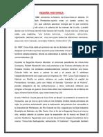 Reseña y Hitos COCA COLA BRASIL unifranz
