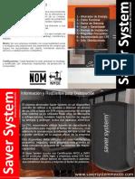 Presentación Saver System 2014