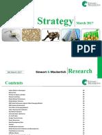 Stewart & Mackertich Research -India Strategy March 2017