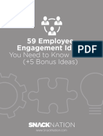 59 Employee Engagement Ideas You Need to Know About Bonus