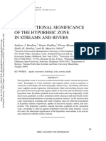 Boulton_The Functional Significance of the Hyporheic Zone in Streams and Rivers