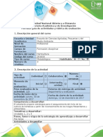 Guia de Actividades y Rubrica de Evaluacion - Actividad 5 Examen Final