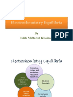 Electrochemistry Equilibria