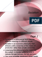 4 Socialism Intro