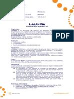 l-alanina